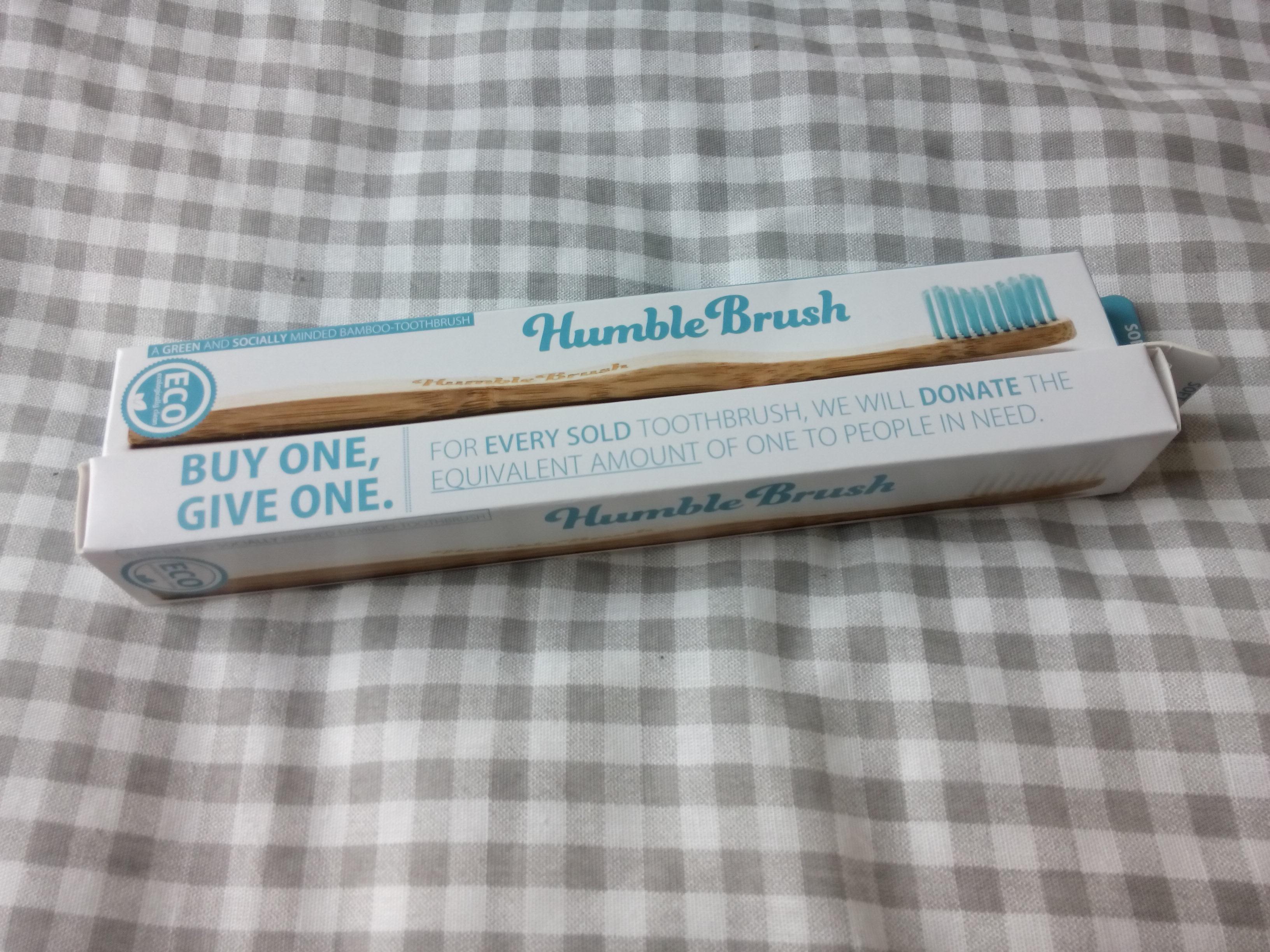 Kudzu tandenborstel