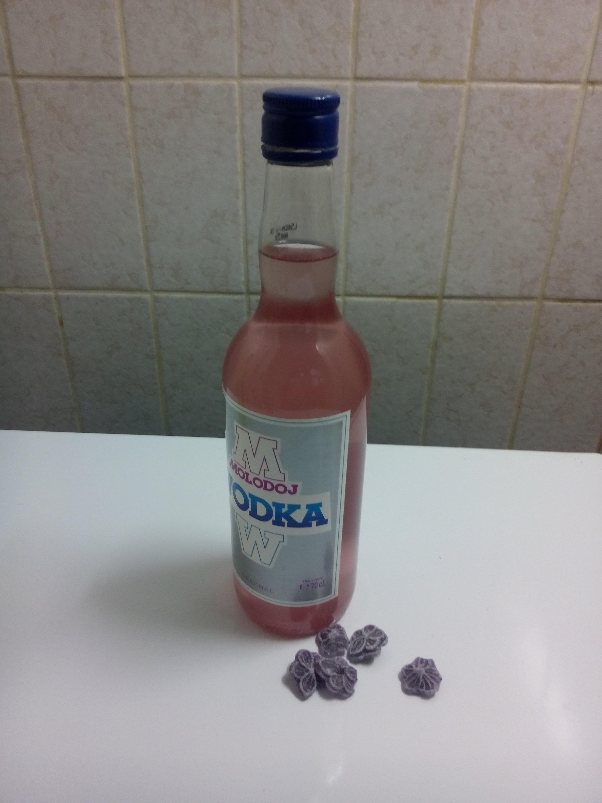 violetjeswodka - gerhilde maakt