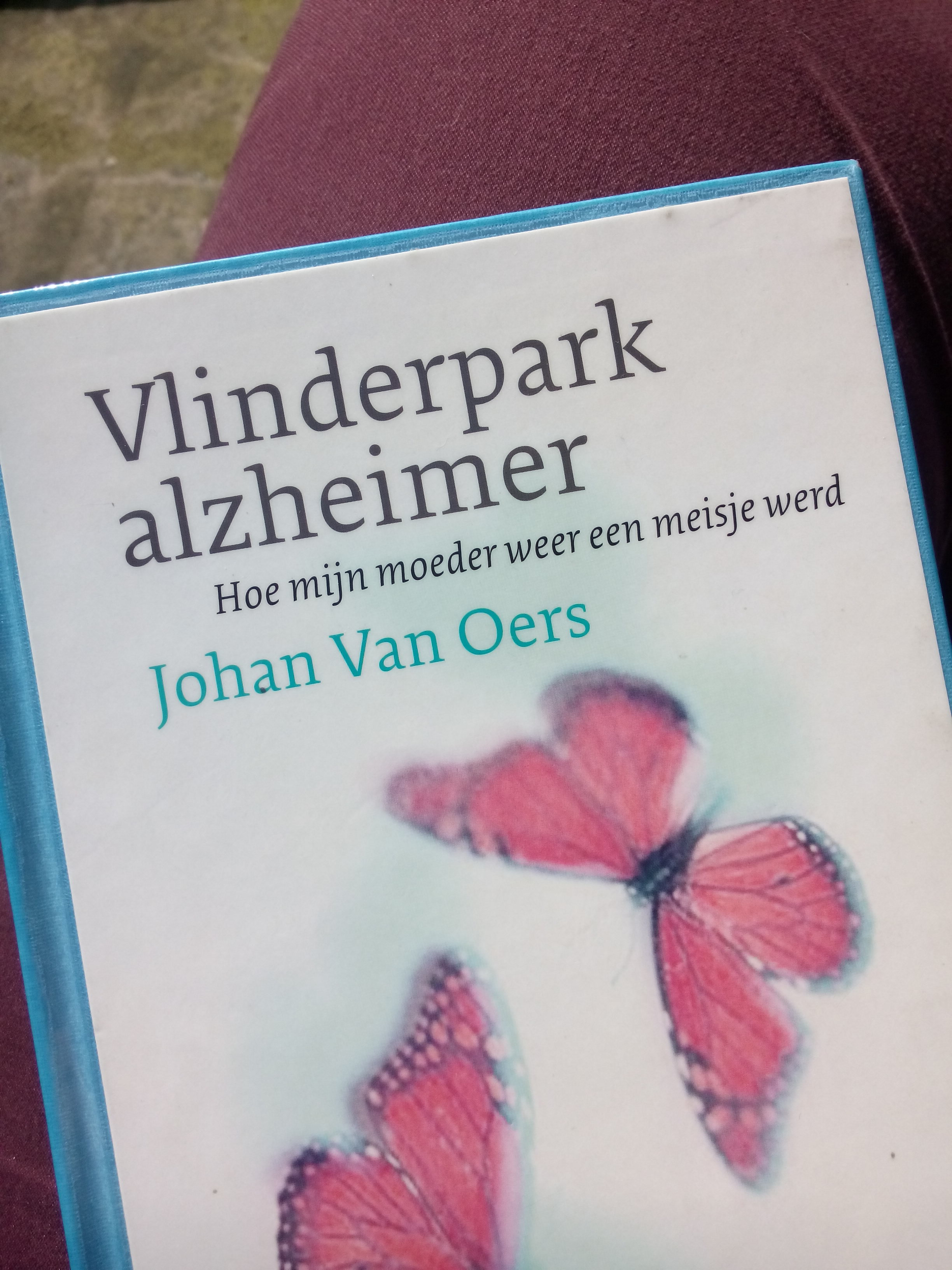 Vlinderpark alzheimer Johan Van Oers