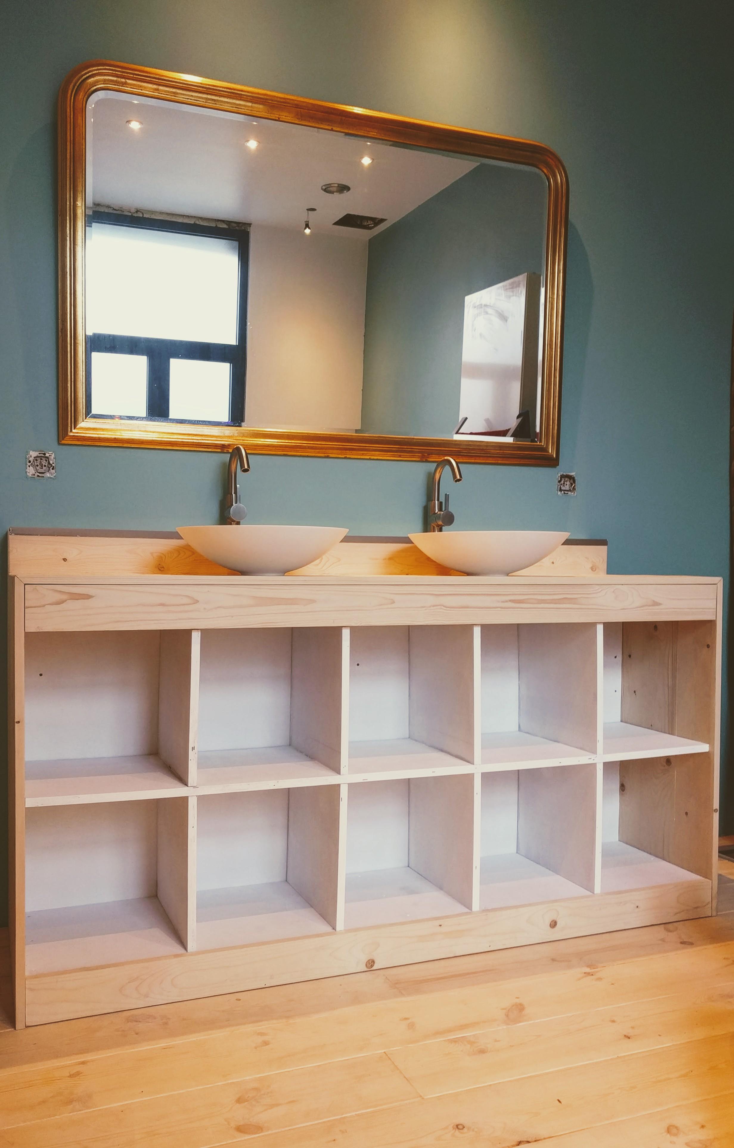 Op weg naar een nieuwe badkamer: het meubel