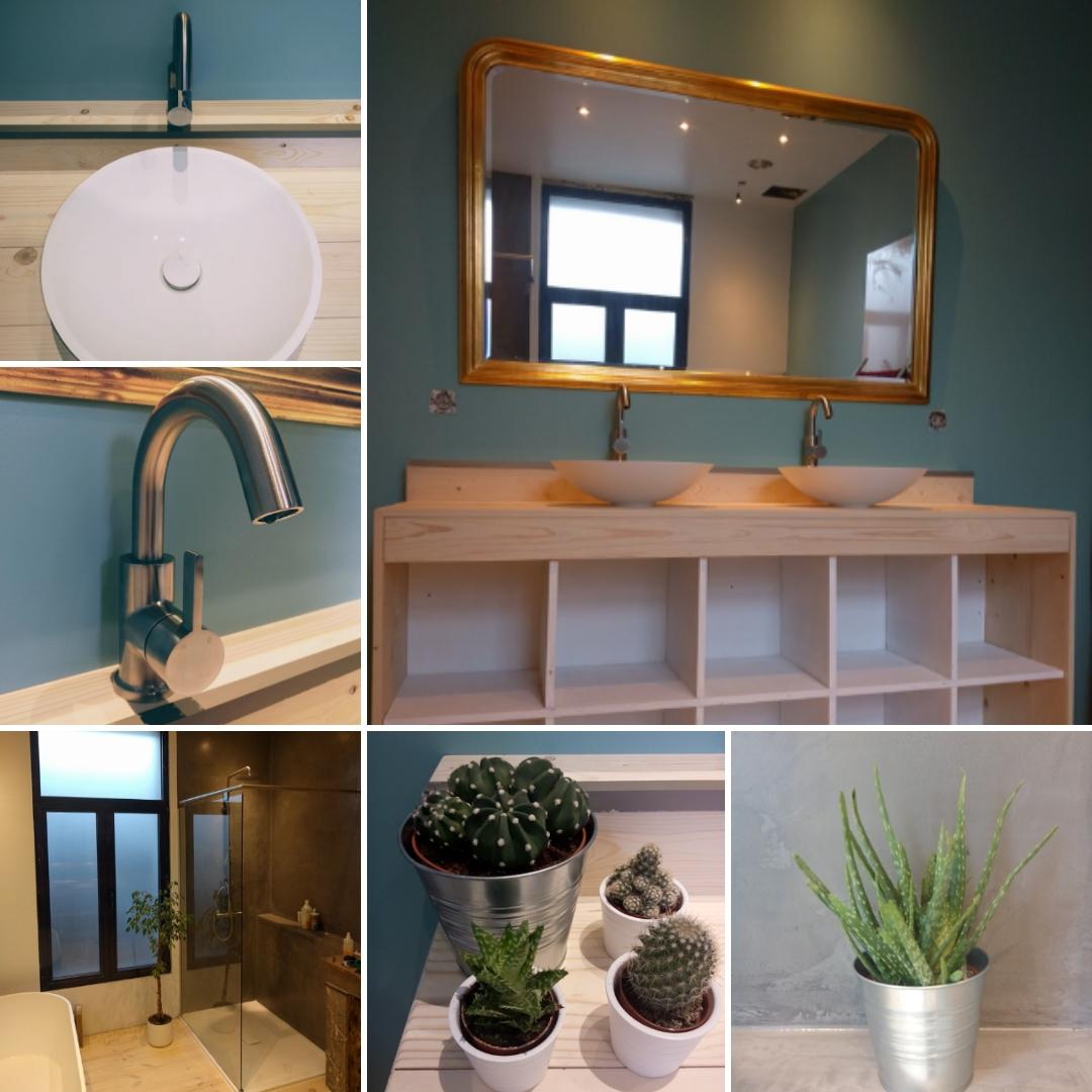 badkamer vorderingen www.gerhildemaakt.be