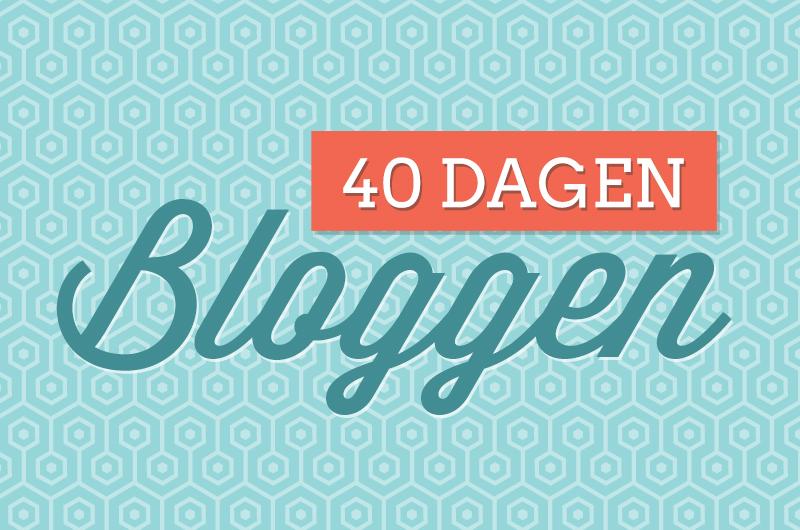 40dagenbloggen Kathleen Verhetsel