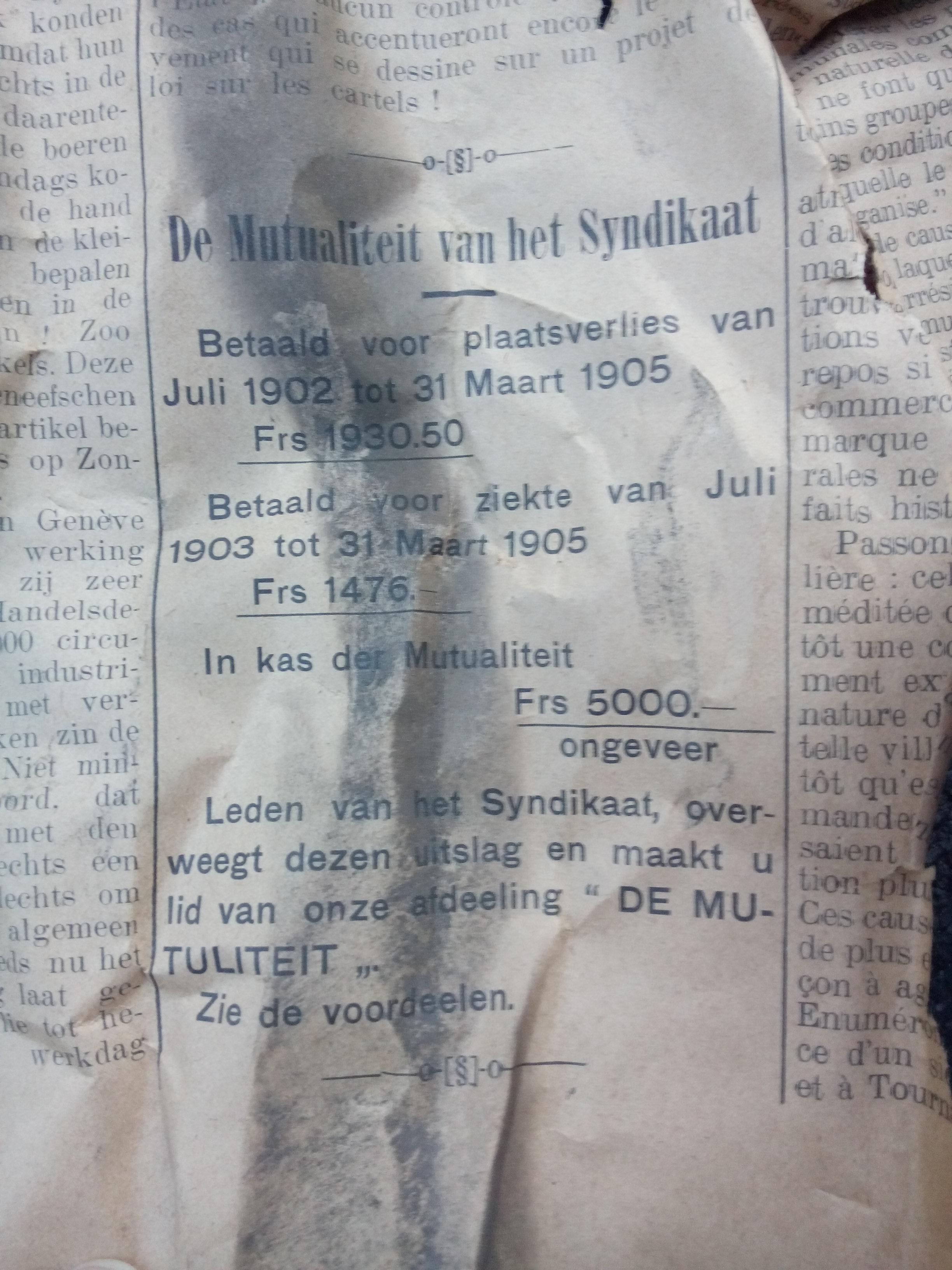 krant vloer jaartal
