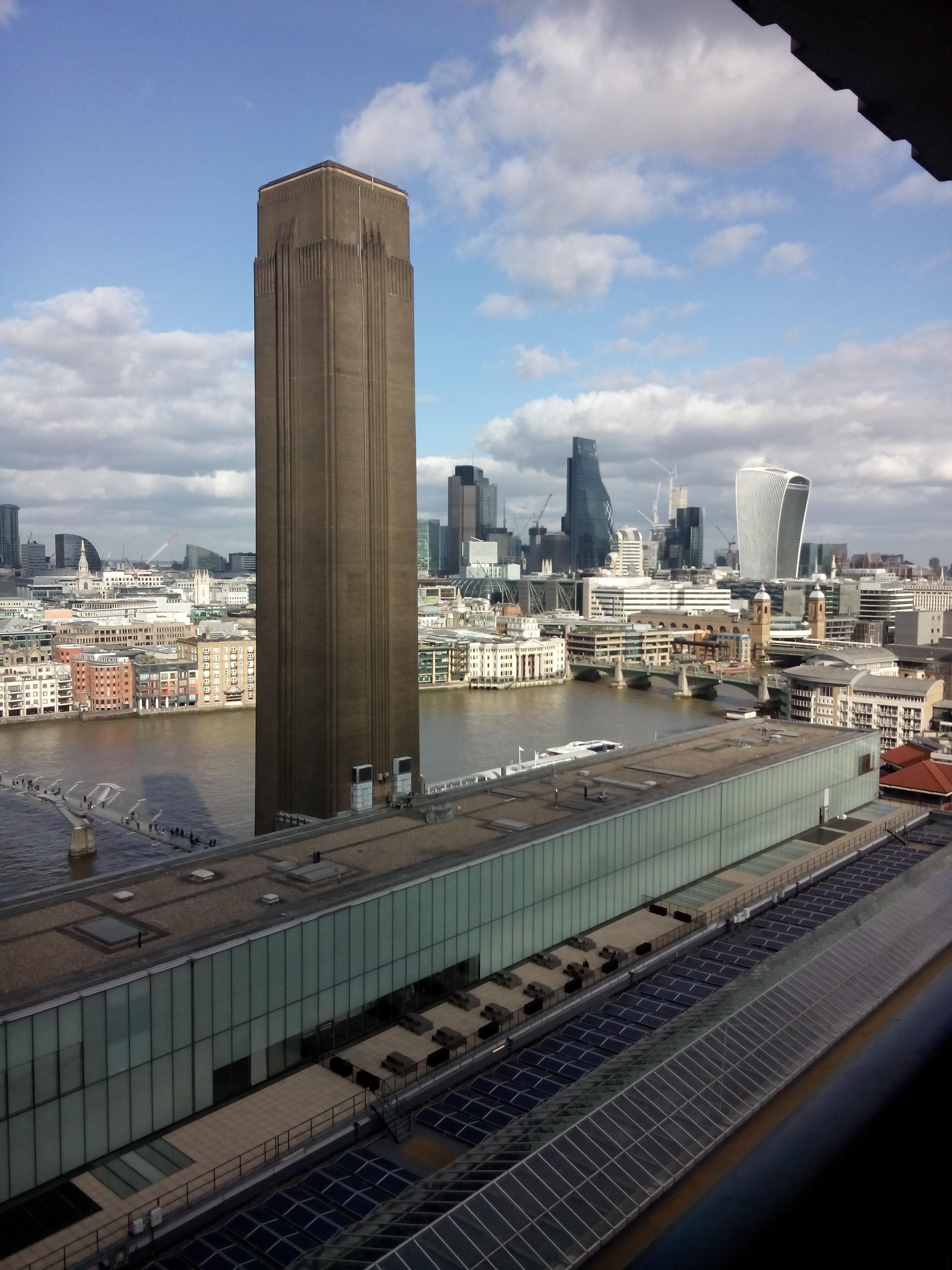 panorama Tate modern