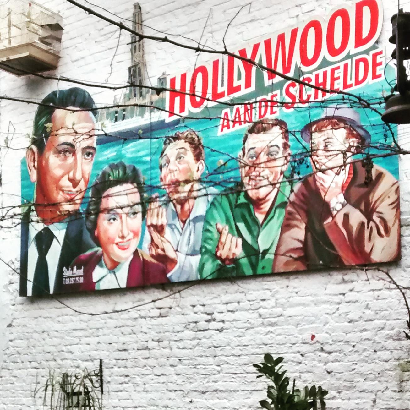 Hollywood aan de Schelde Deborah Leloup