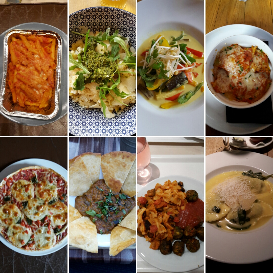 eten zonder keuken