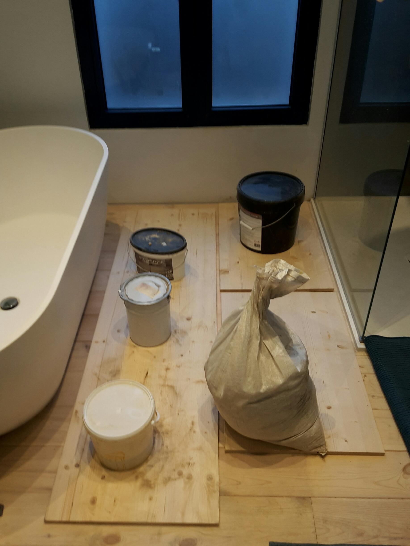 deurpanelen badkamer