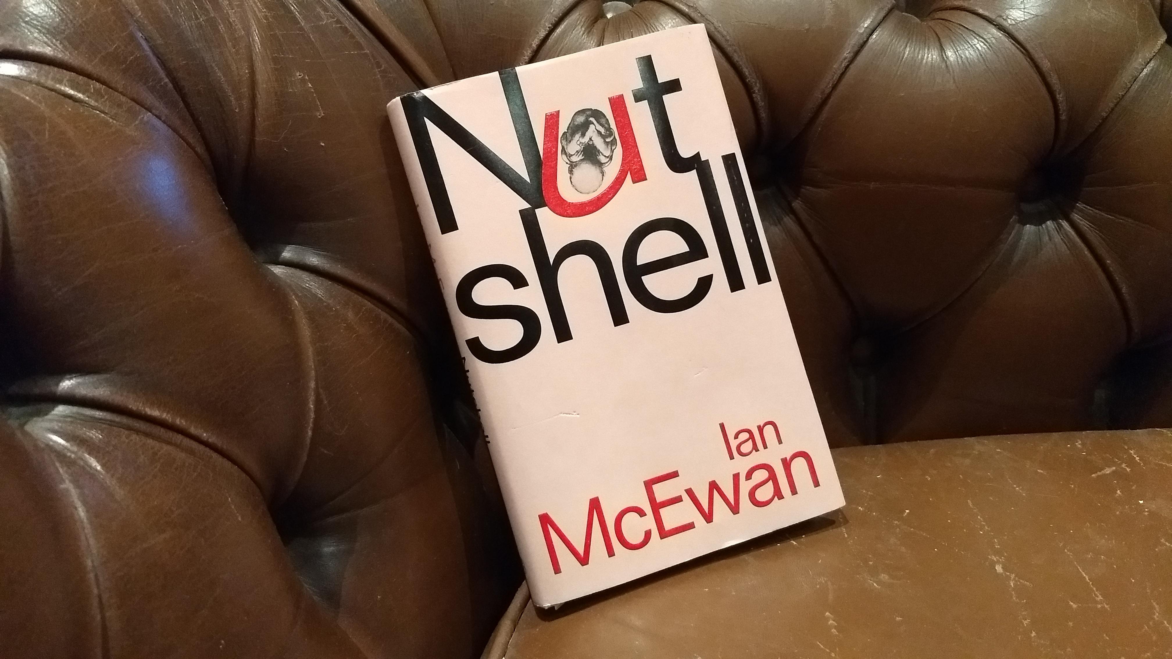 Nutshell van Ian McEwan