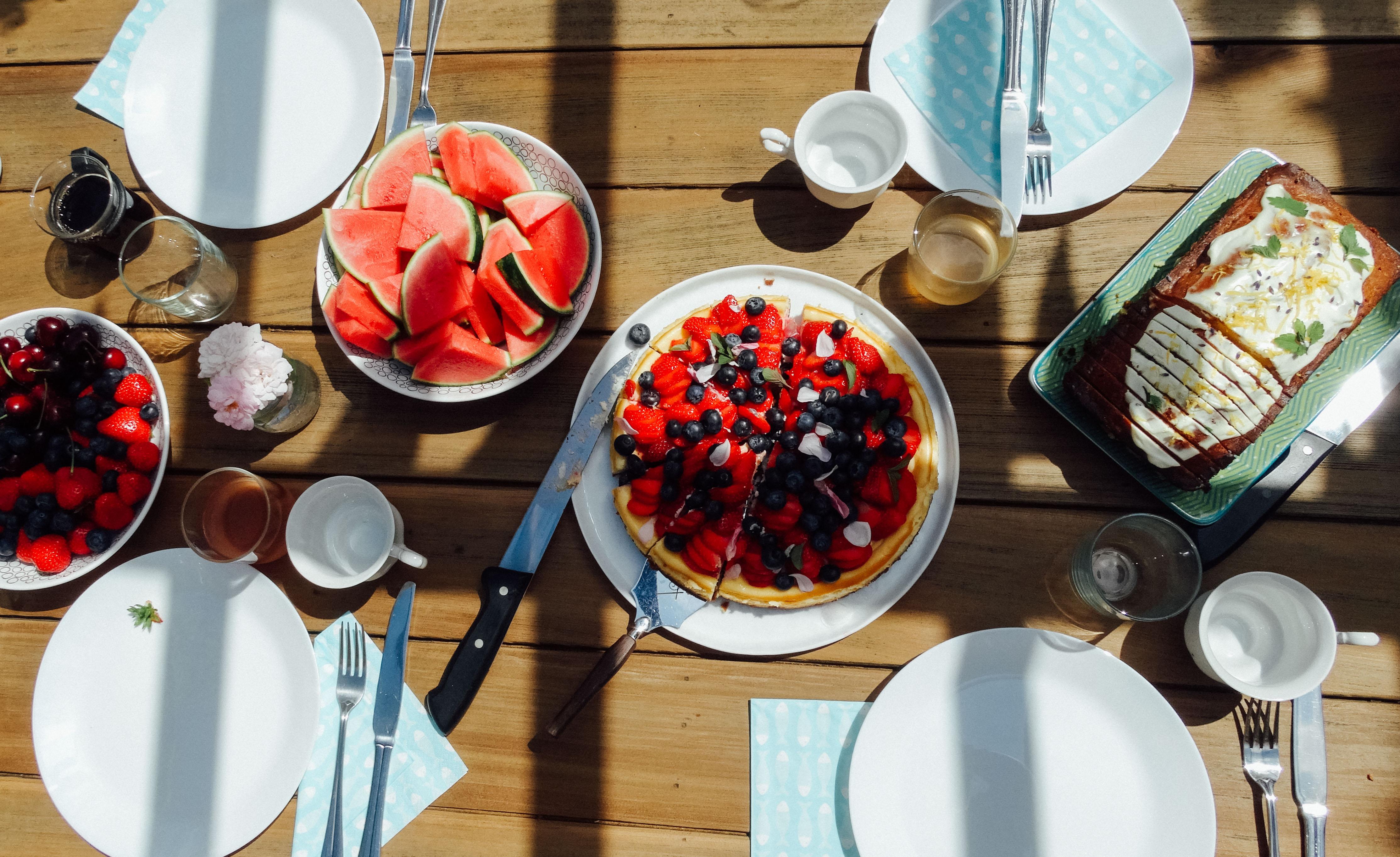Recept van de maand #22: cheesecake om eindeloos mee te variëren