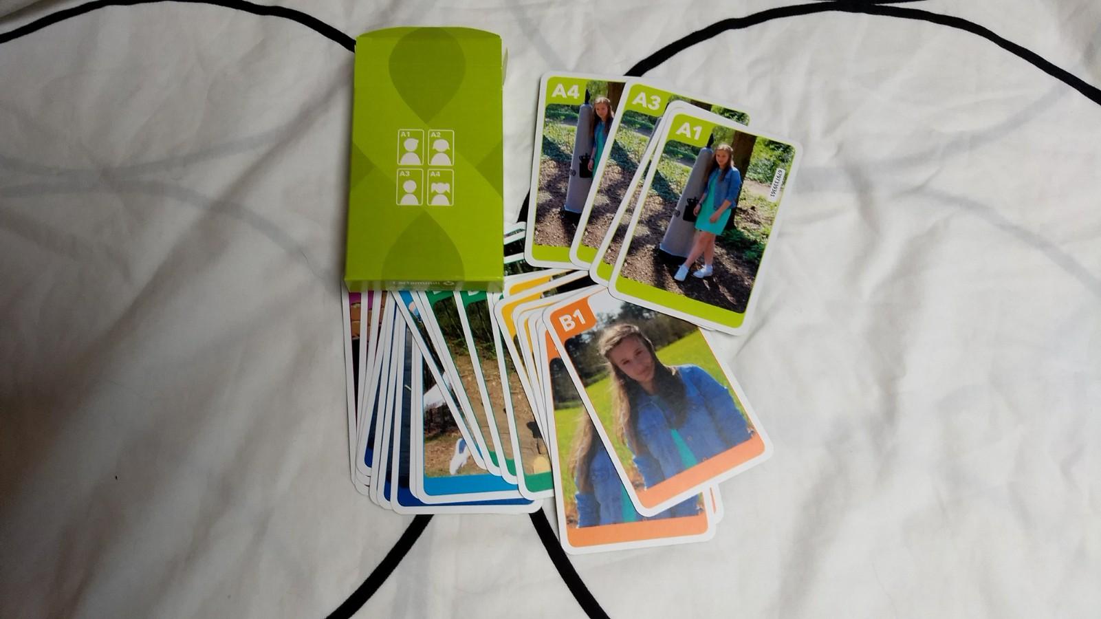 Cadeautip: gepersonaliseerde kaarten en ik geef wat weg!
