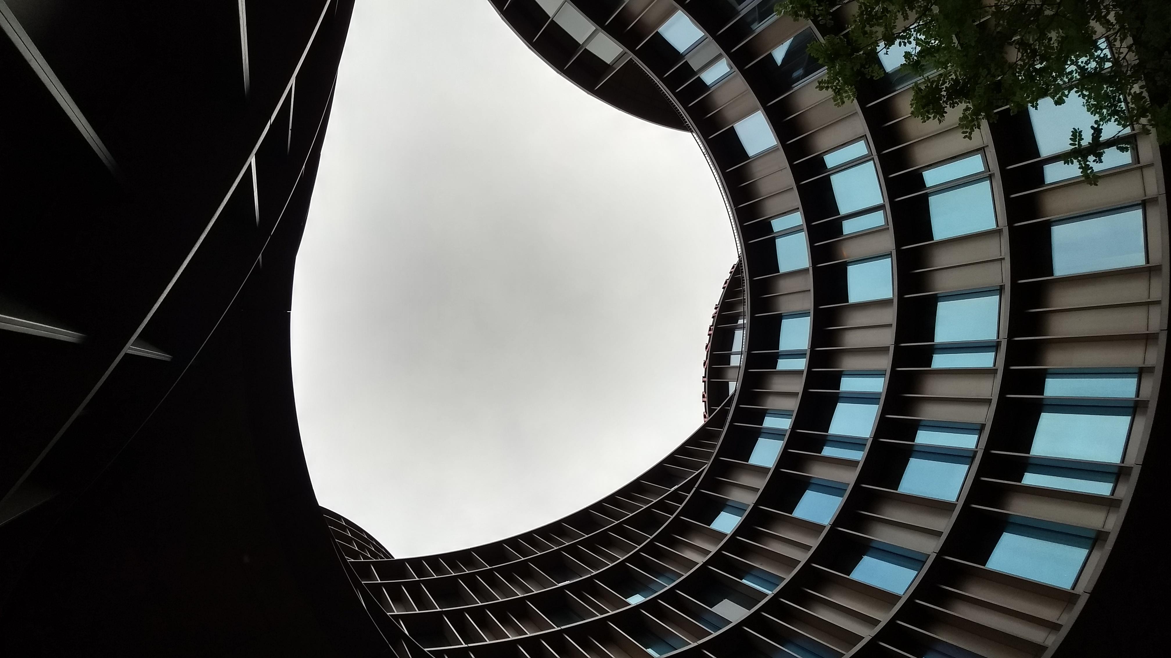 gebouw met cirkels Kopenhagen