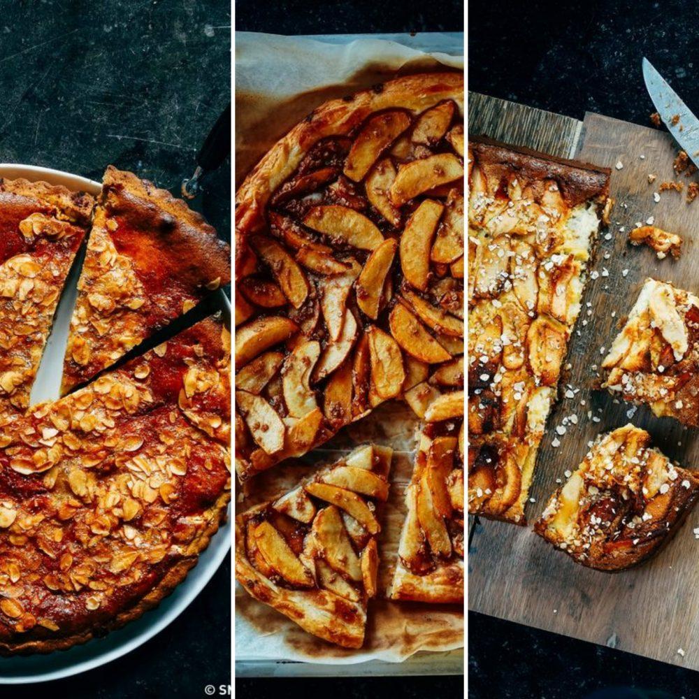 Recept van de maand #25: drie recepten voor appeltaart