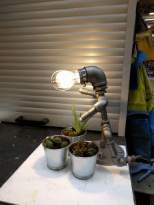 lamp mannetje DIY ver