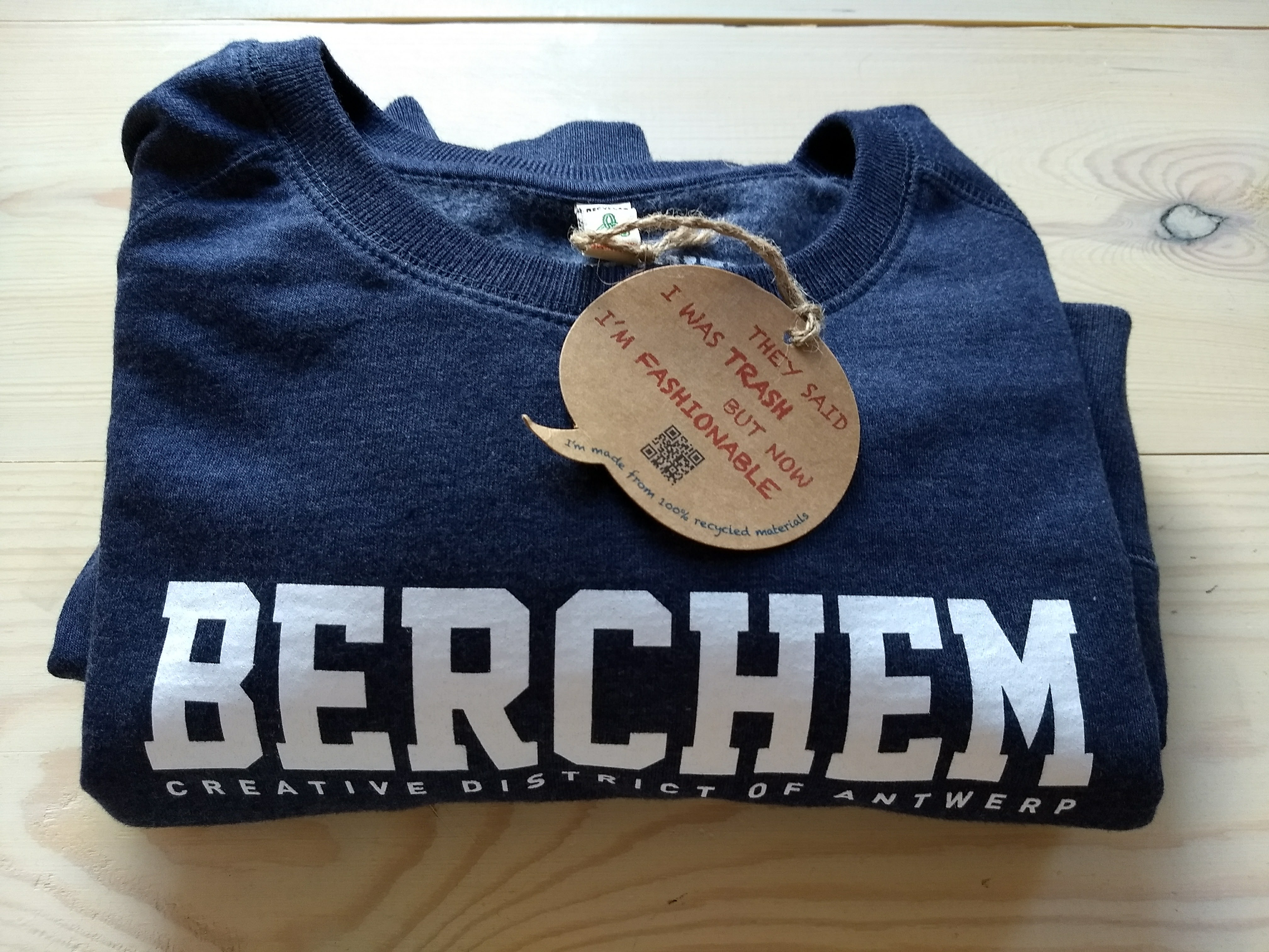 Berchem Salvage fashion recycled
