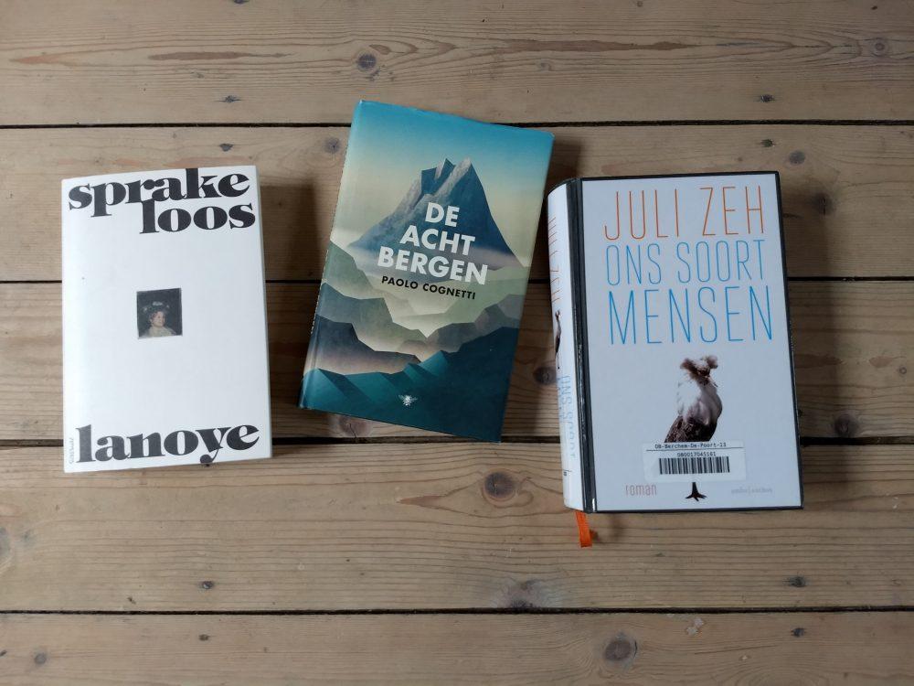 Verbeelding Book Challenge: update februari