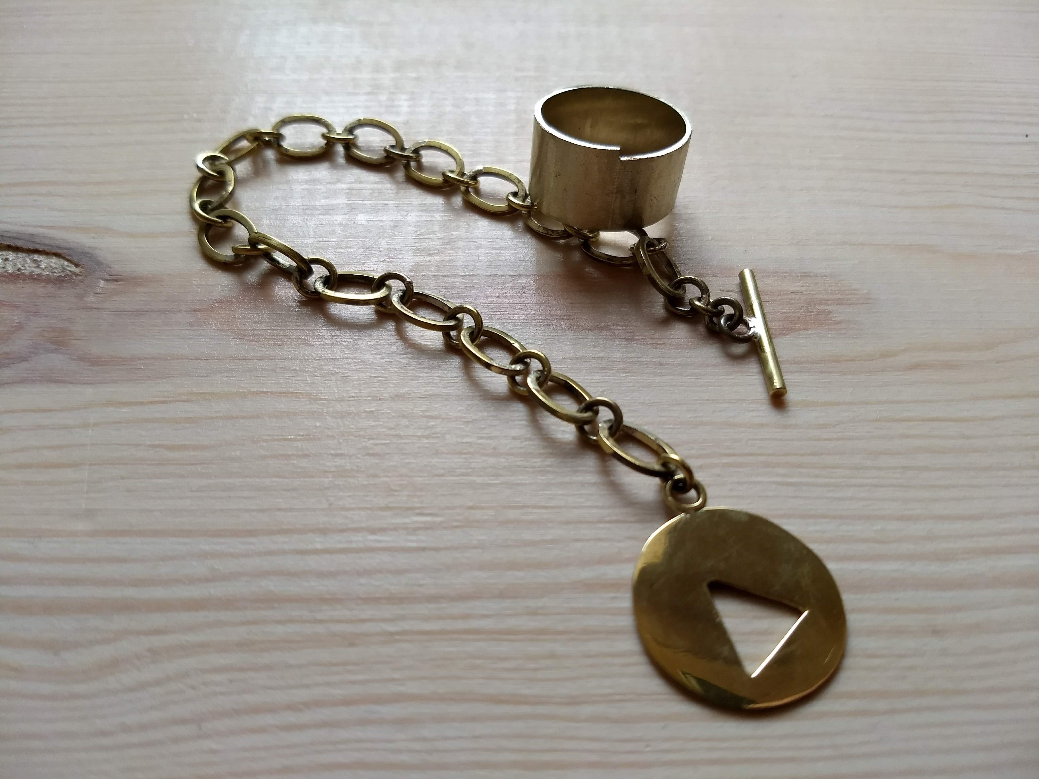 opleiding goudsmid eerste jaar armband en ring