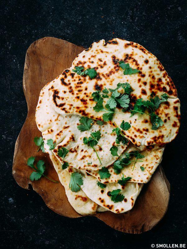 Recept van de maand #41: Focaccia en naan