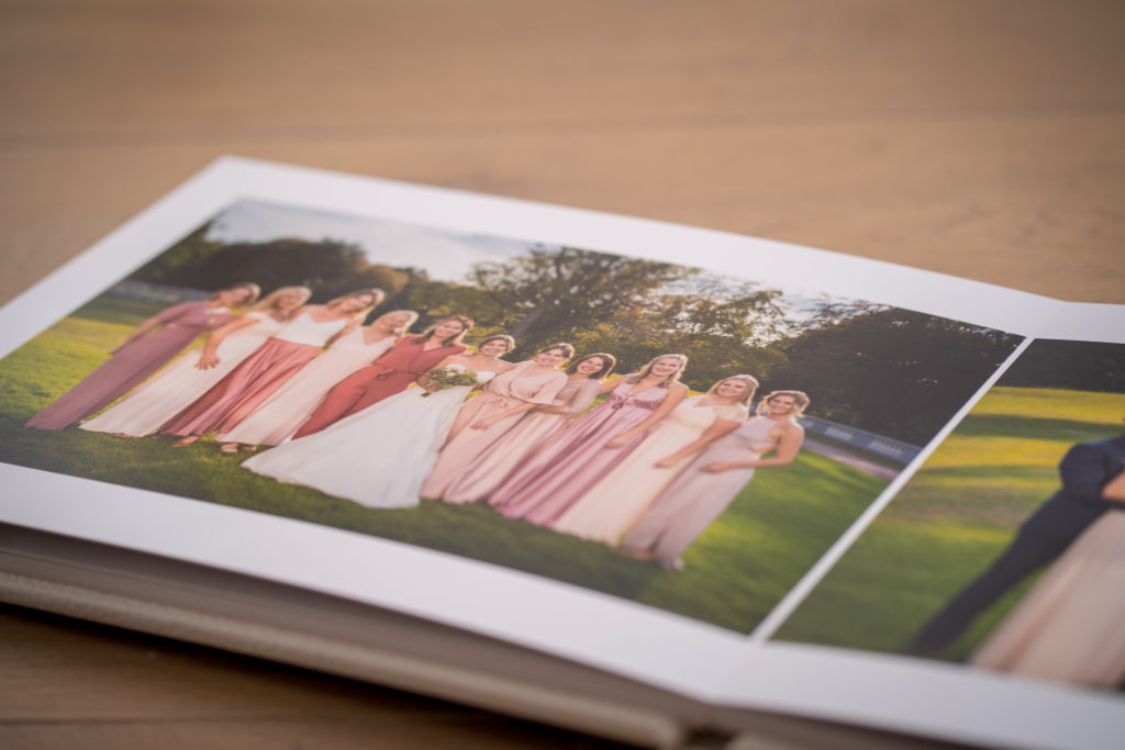 Huwelijksalbum-voorbeeld Yves Recour The Photographer