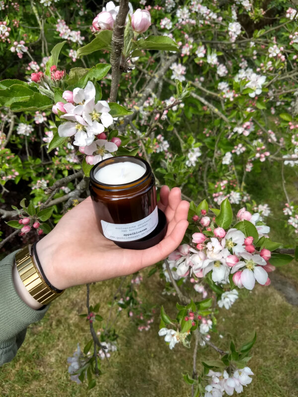gerhilde maakt appelbloesem apothekerspot
