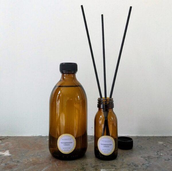 huisparfum versgewassen lakens refill gerhilde maakt vierkanter